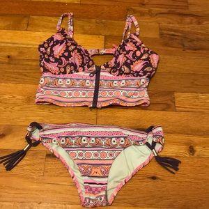 Unique Victoria Secret bikini size small
